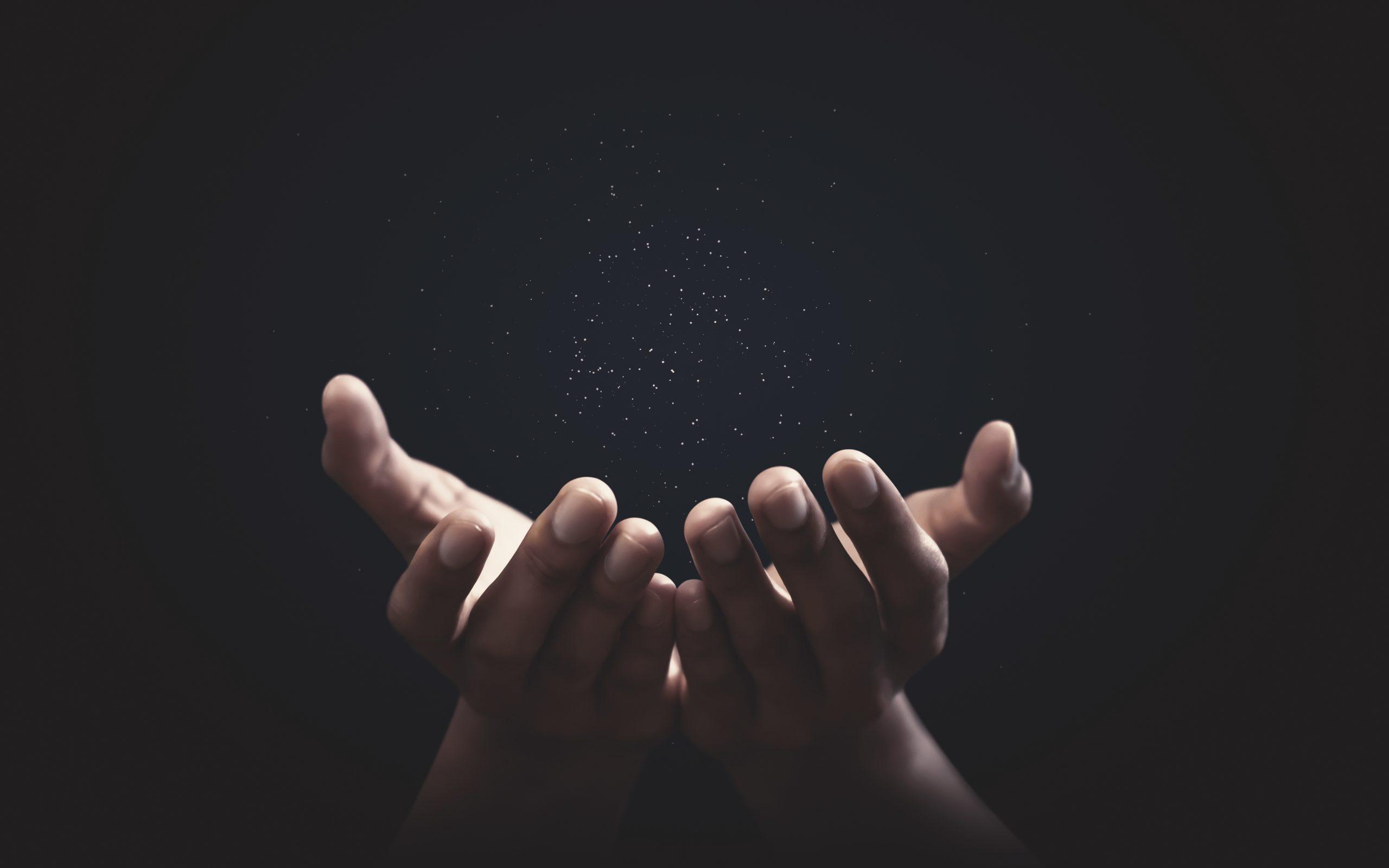 """Kekuatan dan Pemeliharaan Tuhan"" (Doa Berkat)"
