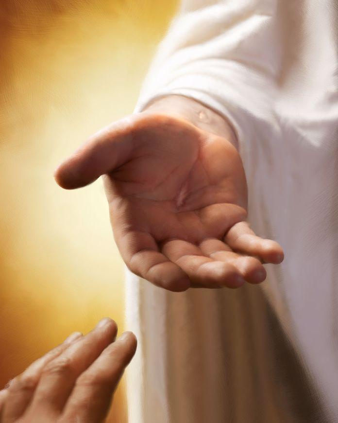 """'Pertolonganku Datang dari Tuhan"""""""