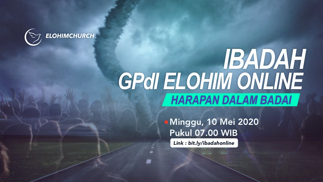 Ibadah Online GPdI Elohim