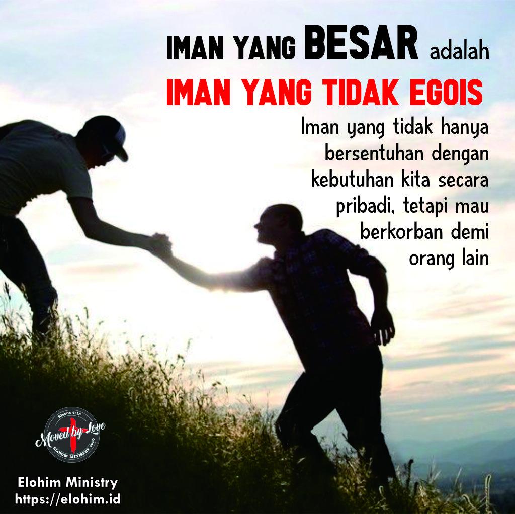 Iman_yang_tidak_egois