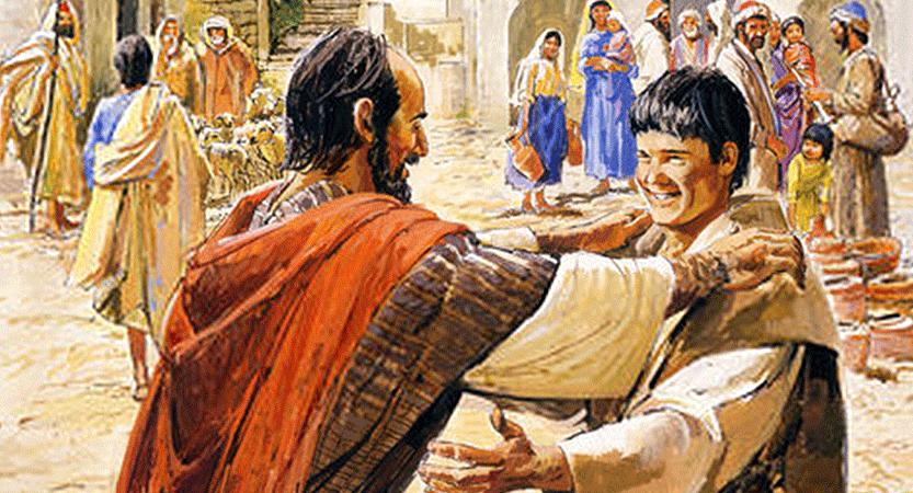 Paulus dan Timotius